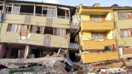 Oturduğumuz binanın depreme dayanıklı olup olmadığını nasıl anlarız?