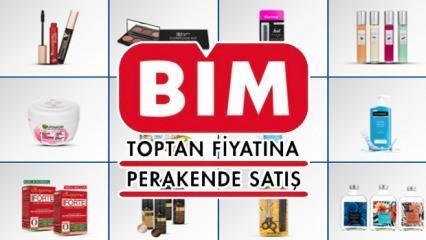 1 Ekim BİM aktüel ürün kataloğu yayında! Kişisel bakım ürünlerinde...