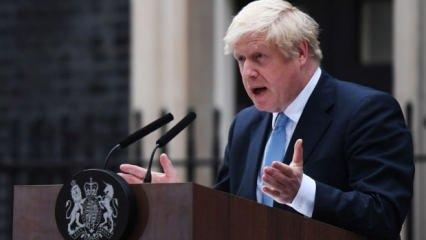 Boris Johnson 'İran vurdu' deyip askeri girişimi açıkladı