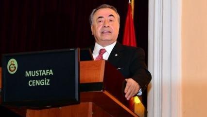 Galatasaray ile sözleşme feshedildi!