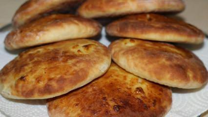 Yumuşacık pita ekmeği nasıl yapılır? Pita ekmeğinin püf noktası