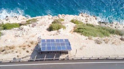 Turkcell güneş enerjisiyle iletişimi her yere taşıyor
