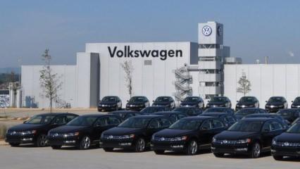 Volkswagen'in dev yatırımında sürpriz gelişme