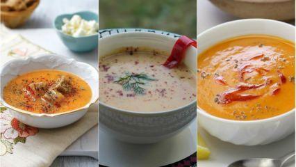 En kolay ve sağlıklı çorba nasıl yapılır? Kış aylarına özel çorba tarifleri