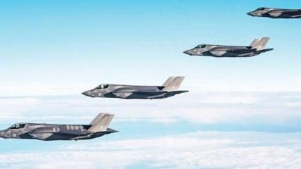 F-35'in görünmezlik efsanesi yalan çıktı!