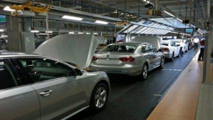 Manisa'da Volkswagen sevinci! 5 bin kişiye istihdam