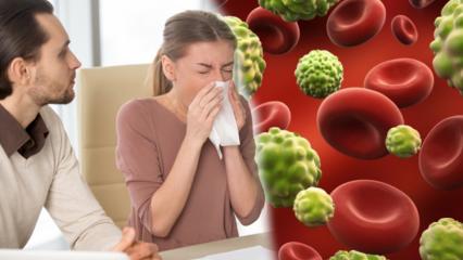 Viral enfeksiyon nedir? Viral enfeksiyon belirtileri! Tedavisi kolay mı