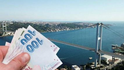 7 Ekim köprü ve otoyolların zamlı ücretleri: Hangi araç ne kadar ödeyecek?