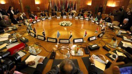 Arap Birliği'nden küstah açıklama! Harekat için işgal dediler
