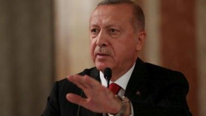 Erdoğan, geri dönecek Suriyeli sayısını açıkladı