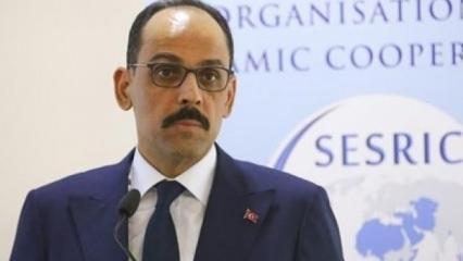 Beyaz Saray'ın Türkiye açıklamasına ilk tepki
