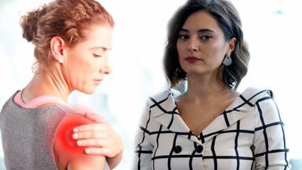Donuk omuz sendromu nedir? Donuk omuz sendromunun belirtileri & Donuk omuz sendromu tedavisi