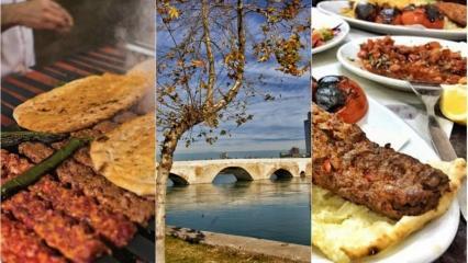 En lezzetli Adana'da kebabı nerede yenir? Adana'da gezilecek yerler...
