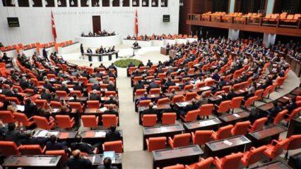 Erdoğan'ın operasyon mesajı okundu! Meclis'te ayakta alkışlandı