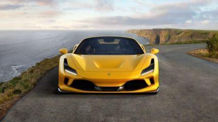 Ferrari'den 2 yeni model! F8 Spider ve 812 GTS