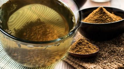 Kimyonun faydaları nelerdir? Kimyon hangi hastalıklara iyi gelir? Kimyon çayı nasıl yapılır?