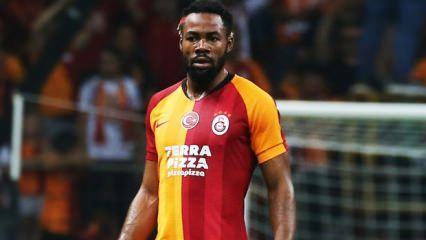 Galatasaray'ı Luyindama kurtaracak!