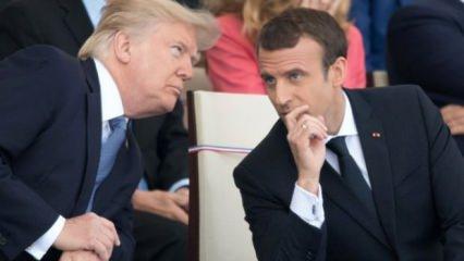 Trump ve Macron'dan Libya'da ateşkes talebi