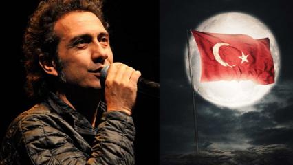 Şarkıcı Kıraç'ın seslendirdiği Vatan Marşı'na tam not!