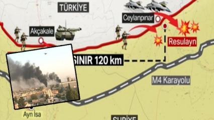 Barış Pınarı Harekatı'nda bomba gelişme! Köyler kurtarıldı