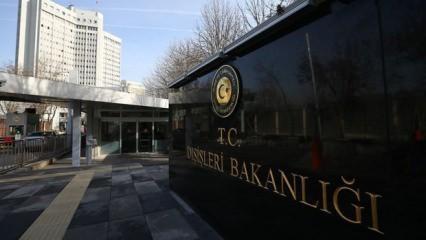 Son Dakika haberi: Ankara'dan ABD'ye 'olası yaptırım' cevabı!