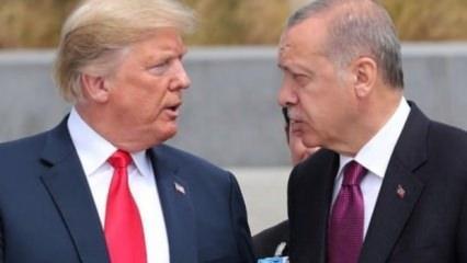 Çavuşoğlu duyurdu! Erdoğan, Trump'a rest çekip...