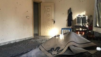 YPG sivilleri hedef aldı! Biri bebek 5 şehit