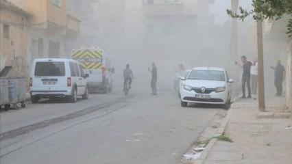 Son dakika: YPG'li teröristler sivillere saldırdı: 8 şehit 35 yaralı!