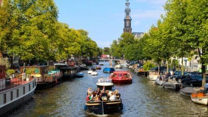 Avrupa sanatının başkenti: Amsterdam gezi rehberi