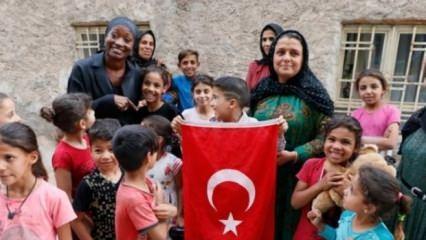 ABD'li sanatçıdan Barış Pınarı Harekatı'na destek