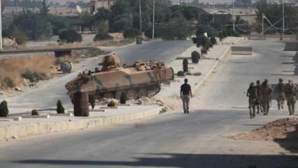 Esed ordusu TSK'nın hamlesi sonrası yarı yoldan döndü!