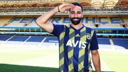 Adil Rami'den Fenerbahçe'ye özel teşekkür