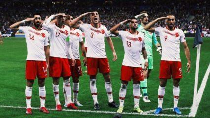 Fransa Türkiye maç özeti: 1-1 berabere kaldı!
