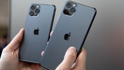 iPhone 11, ön siparişle satışa sunuldu