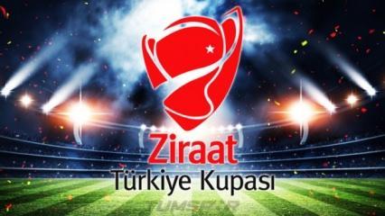 Türkiye Kupası maçlarında hakemler belli oldu