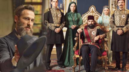 'Payitaht Abdülhamid' dizisi oyuncusu Ali Nuri Türkoğlu'ndan çarpıcı açıklamalar
