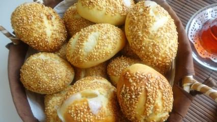 Pratik kaşarlı kurabiye tarifi