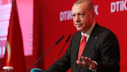 Erdoğan'dan dünyaya harekat resti: Açık söylüyorum...