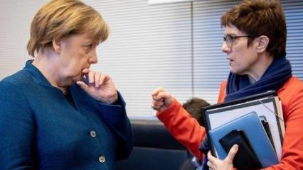 Almanya'dan yeni 'Suriye' önerisi