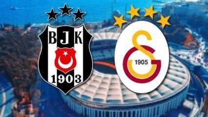 Beşiktaş Galatasaray maçının biletleri: BJK GS derbisi ne zaman saat kaçta?