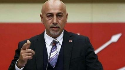CHP'li Erdal Aksünger, skandal sözlerini böyle savundu!