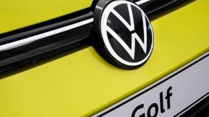Çok konuşuldu! İşte Volkswagen Golf Mk8