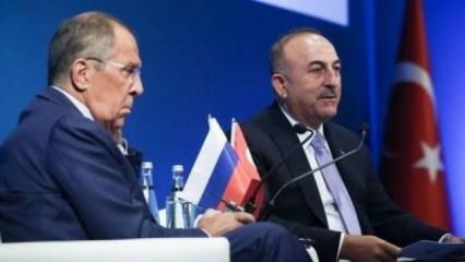 Türkiye ile Rusya arasındaki görüşme ertelendi