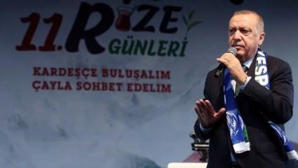 Erdoğan gündeme getirmişti, 5 Aralık'ta başlıyor