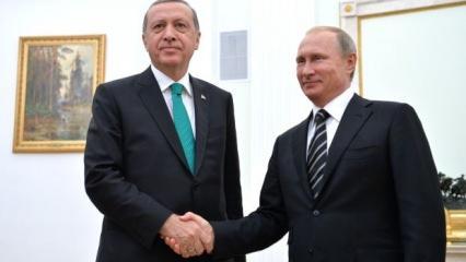 Erdoğan-Putin görüşmesi öncesi Rusya'dan açıklama