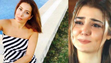 Hande Erçel'in anne özlemi: Dizine yatayım, saçımı okşa!