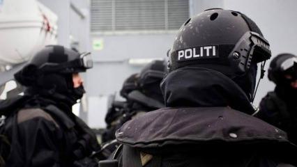 Norveç'te kafede oturan Türklere PKK'lılar saldırdı