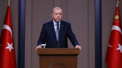 SON DAKİKA: Başkan Erdoğan'dan Bağdadi açıklaması