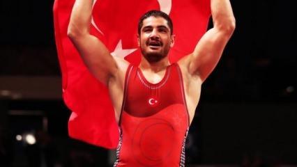 Taha Akgül: Şampiyonluğu Mehmetçik'e armağan ediyorum