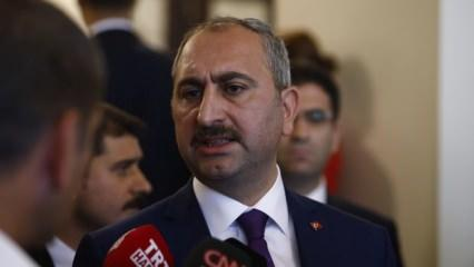 Bakan Gül açıkladı: CHP'li Özkoç'a fezleke